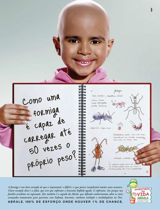 ABRALE - Formiguinha